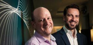 Carlos Ratto e Daniel Rossi, presidente-executivo e presidente do conselho da BBCE: com balcão organizado, próximo passo é operação como bolsa